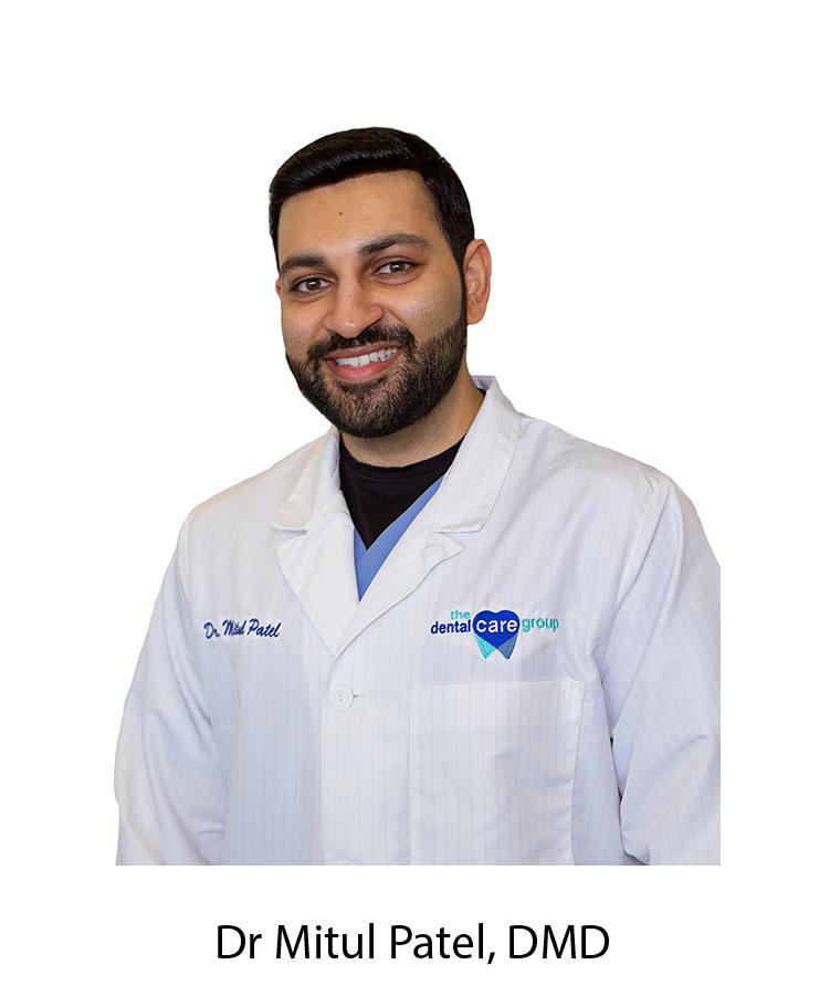 The Dental Care Group Dr Mitul Patel