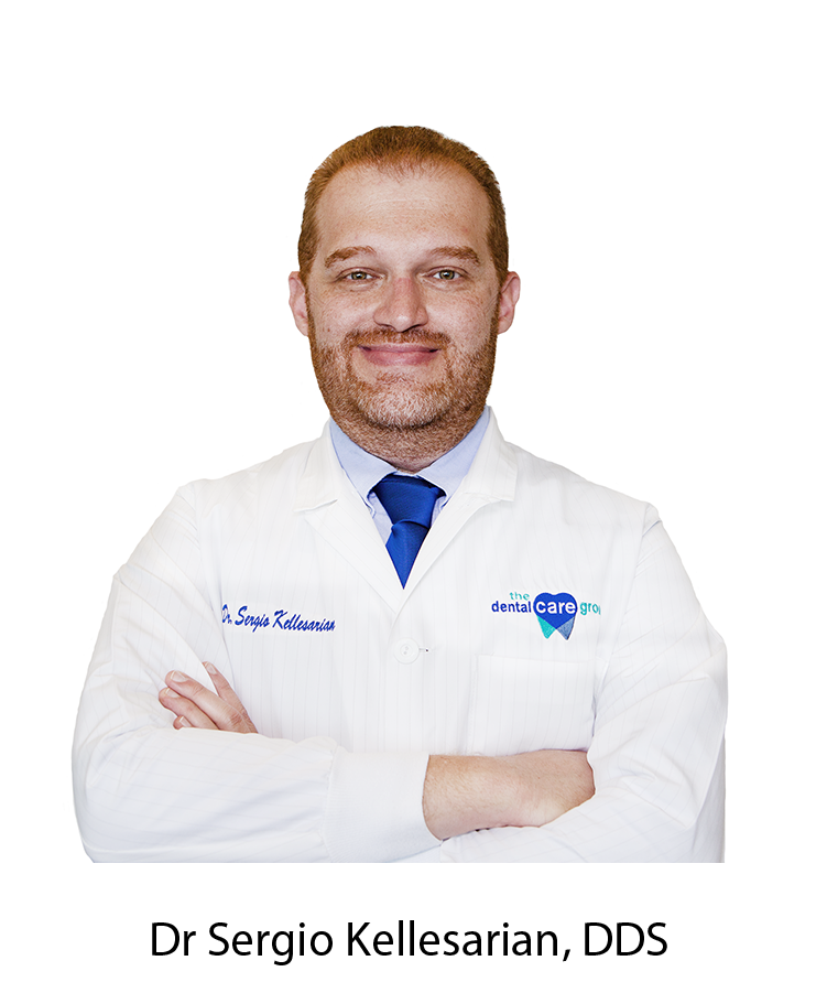 The Dental Care Group. Dr. Sergio Kellesarian